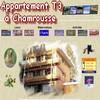 Location App. 3 P Chamrousse Domaine de l'Arselle